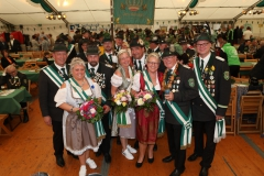 Schützenfest 2019 - Montag